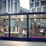 Si chiama CONTemporary l'iniziativa promossa da Best Location finalizzata a costruire spazi espositivi e commerciali on demand. Come? Riadattando i container in spazi temporanei per usi temporanei. In questi giorni al Salone del Mobile 2010 di Milano una di queste strutture è visibile in Largo La Foppa