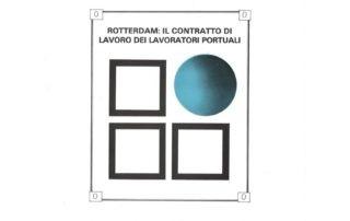 Rotterdam: il contratto di lavoro dei lavoratori portuali - 1976