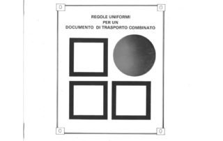 Regole uniformi per un documento di trasporto combinato - 1976
