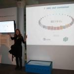 C.I.S.Co. è presente al Genoa Port Center con un settore espositivo sul Ciclo dei Container