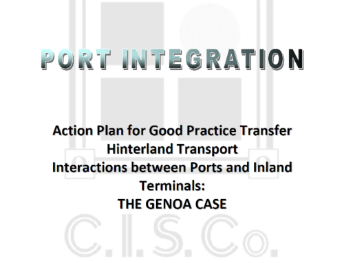 Port Integration: THE GENOA CASE