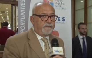 Giordano Bruno Guerrini, Presidente, BIC - Bureau International des Containers