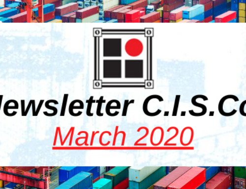 Newsletter C.I.S.Co. March 2020