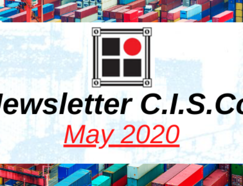 Newsletter C.I.S.Co. May 2020