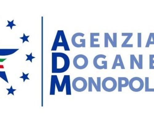 Siglato accordo tra Assoporti e Agenzia delle Dogane e Monopoli