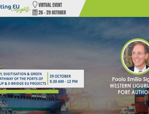 Intermodalità e innovazione: webinar con Ports of Genoa ed Unione Europea