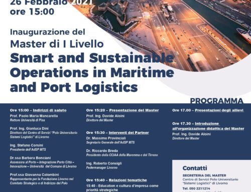 Smart and Sustainable Operations in Maritime and Port Logistics