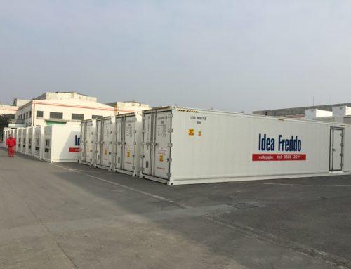 NOTIZIARIO C.I.S.Co. – Focus attività soci –  container e celle frigo per SOGESE S.r.l.